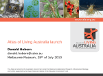 PPT - Atlas of Living Australia