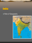 India powerpoint - Adams State University