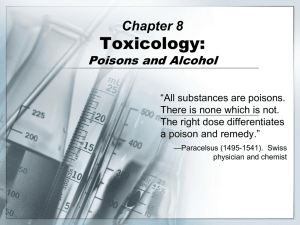 Toxicology_Chapter_Notes