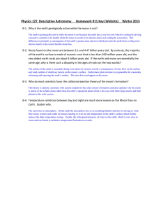 Physics 127 Descriptive Astronomy Homework #11 Key (Website