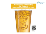 Alcohol Social Marketing (ppt