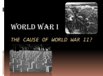 World War 1 - WordPress.com
