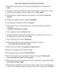 Study Guide with Answers - Effingham County Schools