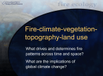 Mapping Fire Regimes Across Time and Space: