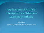 Applications of Artificial Intelligence and Machine Learning in Othello