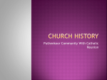 Church History - St. Jude Syro Malankara Catholic Church
