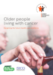 Older people living with cancer