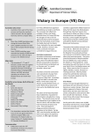 Victory in Europe (VE) Day