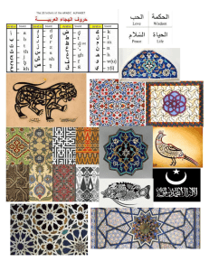 Islamic Art Reading