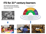 ITE721_ITS for 21st Century Learners