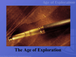 The Golden Age of European Exploration and Discovery