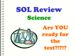 SOL Review Science - Russell County Moodle