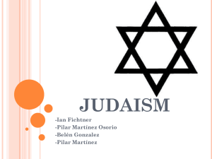 judaism - WordPress.com