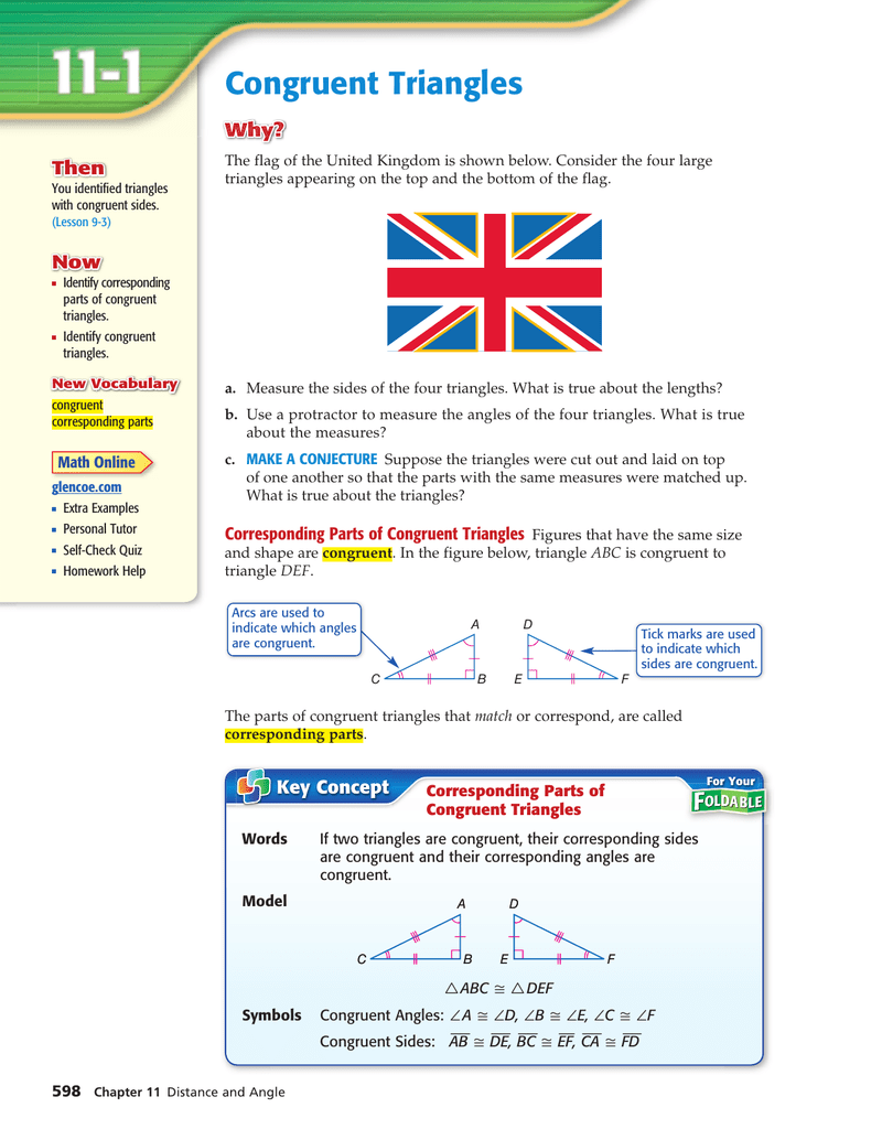 congruence homework 15.4