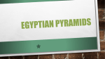 Egyptian Pyramids - School Ultranet ultranet
