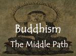 What are the beliefs of Buddhism?