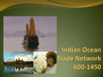 The Indian Ocean Trade Network