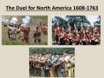 Chapter 6 - The Duel for North America