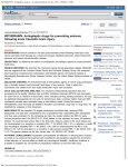 WITHDRAWN: Antiepileptic drugs fo... [Cochrane Database Syst