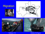 Migration Powerpoint - Fort Thomas Independent Schools