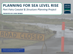 Rural Planning 2016 - Planning for sea level rise