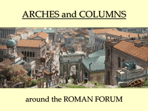 the roman forum - Luigi Settembrini