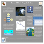 Impact Poster: Sea Ice Loss