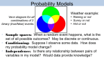 Probability Models - Brown Computer Science