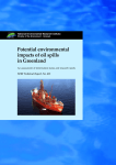 Potential environmental impacts of oil spills in Greenland