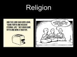 Religion - WordPress.com