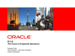 Finding Petroleum - Oracle
