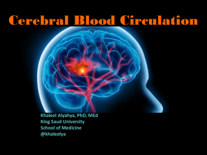 16-Lecture16- Cerebral Circulation-Med