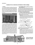 Guidelines for New Construction and Alterations to Historic Buildings