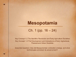 Mesopotamia - WordPress.com
