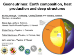 Geothermal Studies on Earth`s Mantle and Crust