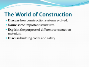 The World of Construction