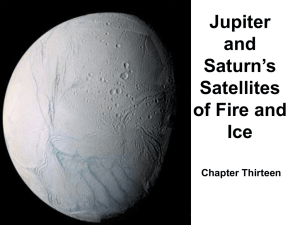 Jupiter`s Galilean satellites