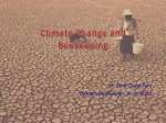Dr Tam - Climate Change and Beekeeping