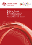National Service Delivery Framework for Adolescents and Young