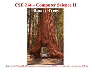 CSE 114 – Computer Science I Lecture 1