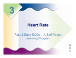 Heart Rate (Fast and Easy ECGs, Shade / Wesley)
