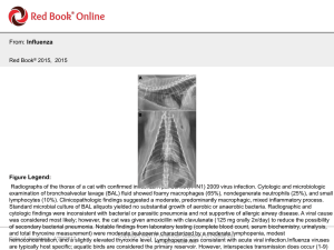 Influenza - AAP Red Book - American Academy of Pediatrics