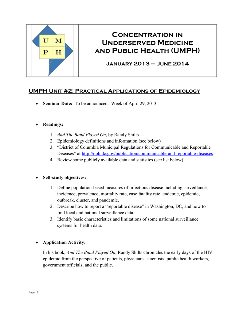 UMPH_Unit_2_Practical_Applications_of_Epidemiology