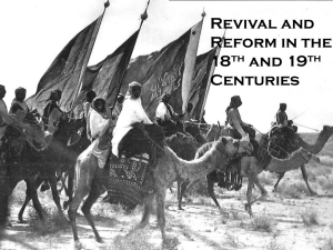 Revival and Reform