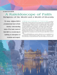 A Kaleidoscope of Faith