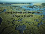 Paleolimnology and Susccession in Aquatic Systems