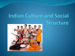 Indian Culture and Social Structure
