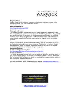 - WRAP: Warwick Research Archive Portal