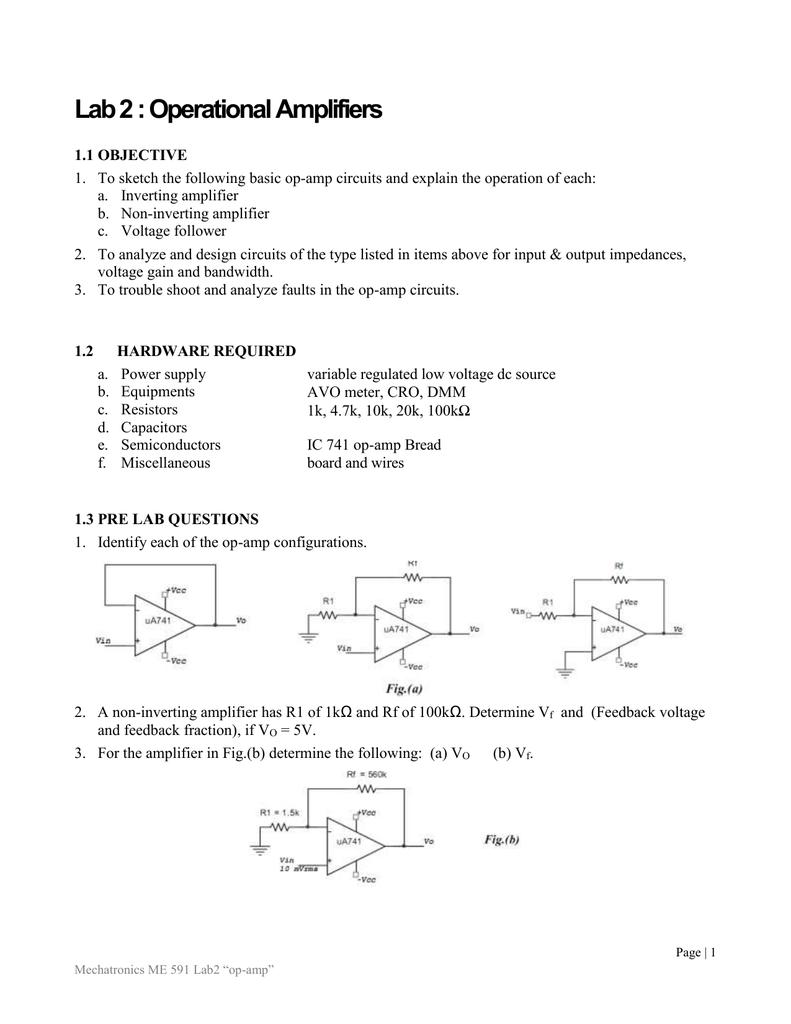 Miscellaneous Circuits