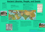 Ancient Libraries 1